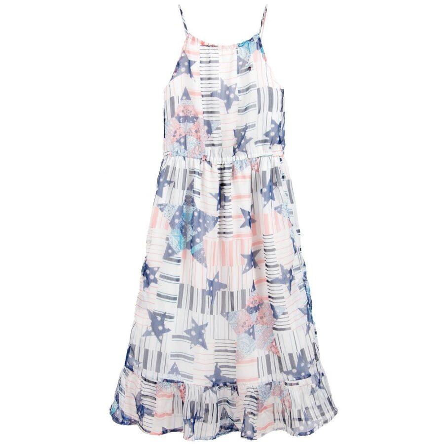 Φόρεμα εμπριμέ maxi (ENCHANTING STAR MAXI DRESS SLVLS) – Meli Melo eShop 9854c90d825