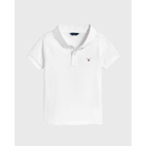 573c8ad4ebb Μπλούζα πόλο πικέ με logo λευκό (802201-902201)